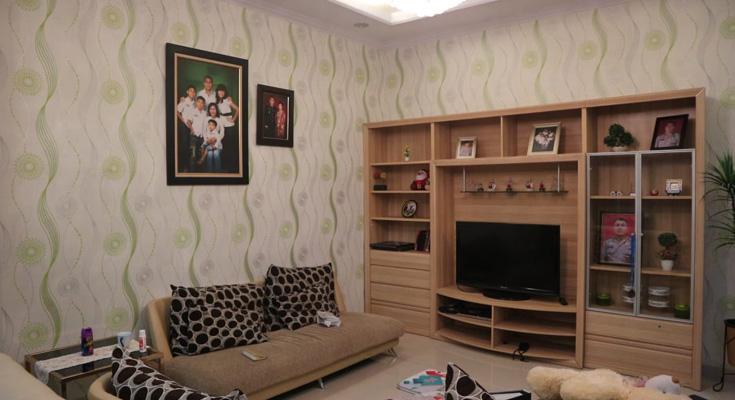 Kelebihan Menggunakan Wallpaper Dinding medan