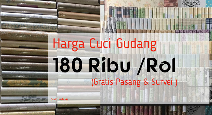 Grosir Wallpaper Murah Medan 082365152925 Rumah Wallpaper
