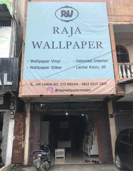 raja wallpaper medan
