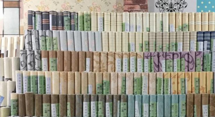 Wallpaper Dinding di Medan